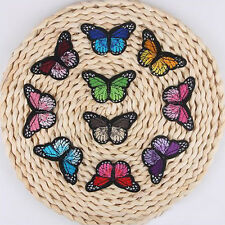 Butterfly Embroidered Applique Iron Sew On Patch DIY Accessories Decoration