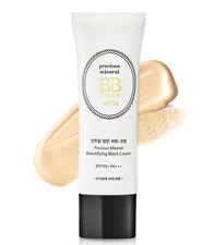 [Etude House] Precious Mineral Beautifying Block Cream (MATTE) SPF50+/PA+++