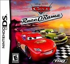 Pixar Cars Race O Rama Game Only Tested Nintendo DS