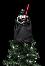 Star Wars DARTH VADER TREE TOPPER with Lighted Lightsaber - Darth Vader Angel