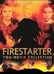 Firestarter: Two-Movie Collection by Drew Barrymore, Dennis Hopper, George C. S