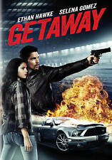 Getaway (DVD, 2013) - Selena Gomez, NEW & SEALED, FAST SHIPPING