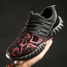 Lace up Men Sneakers Breathable Board Shoes Running Shoes Sport Shoes Fashion