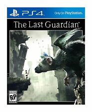 (PS4) The Last Guardian - Playstation 4 Video Game - Brand New, Factory Sealed
