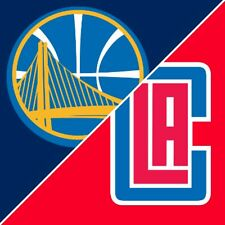 Los Angeles Clippers vs Golden State  Warriors Tickets 2/2/17 (Los Angeles)