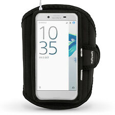 Running Jogging Sports Armband for Sony Xperia X Compact Fitness Gym Case Cover