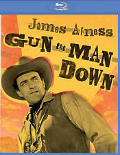 GUN THE MAN DOWN BLU-RAY - JAMES ARNESS - ANGIE DICKINSON