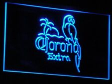Corona Beer OPEN Bar Pub Club LED Neon Light Sign On/ Off Switch 7 colors