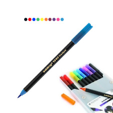 1 x PROFESSIONAL TATTOO SKIN MARKER BRUSH PEN ANY COLOUR for custom design work