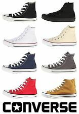 CONVERSE Chuck Taylohtr All Star HI High Top Shoes Canvas Unisex Sneakers Chucks
