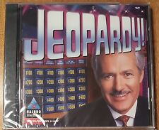 Jeopardy! 1999 PC Video Game WIN 95/98 by Hasbro CD-ROM