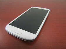 Samsung Galaxy S3 U.S. Cellular 4G LTE Smart Phone White Touch Screen