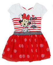 "Disney Infant Girls ""Dots are So Me"" Minnie Mouse Dress"
