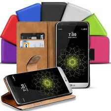Book Flip For LG G5 Mobile Phone Case Flip Cover Wallet Protector Pouch
