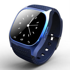 M26 Bluetooth Smart Watch Phone Mate Wristwatch for Android Samsung Phone 1X