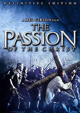 The Passion of the Christ (DVD, 2007, 2-Disc Set, Definitive Edition) NEW/SEALED