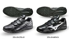 Mizuno Baseball Shoes Franchise Trainer F Edition Black Umpire 11GT1440 Japan