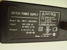 I.T.E. Switch Power Supply AC Adapter HB12-09010SPA 9V 1A