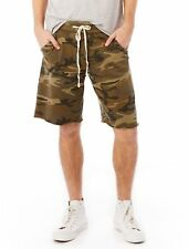 Alternative Apparel Victory Printed French Terry Shorts