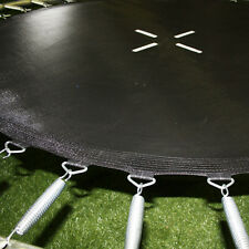 10ft Plain Trampoline Mat (64 Spring) - 2 Year Warranty - Free Delivery