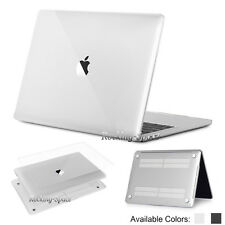 Clear Crystal Shockproof Case Shell Cover for Macbook Pro 13 2016 A1706 & A1708