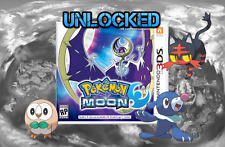 Legit Unlocked Pokemon Moon - All Z Crystals, All 802 Shiny, and More!