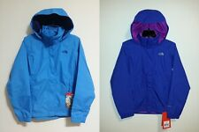 NEW Womens The North Face Resolve Jacket Raincoat  S M L Blue