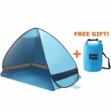 Kibeland Automatic Pop Up Anti UV Beach Tent Sun Shade Shelter Camping Tent
