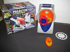 VIEW MASTER Projector Super Sounds w/Remote  Projects Any VM Reel