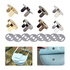 18mm Magnetic Snaps Closures Button Clasp Studs Round Purse Craft Leather Sewing