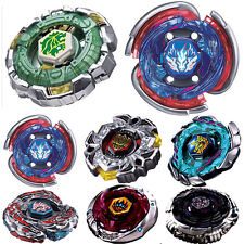 4D System Rare Beyblade Fusion Top Metal Fight Master Rapidity Launcher Set New