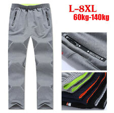 Jogging Running Gym Casual Sports Sweat Pants Men's Tracksuit Bottoms Trousers