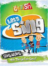 Lets Sing, Singalong with the Go Fish Guys DVD