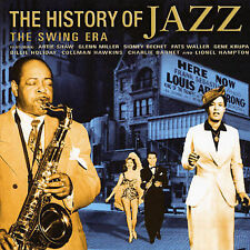 History of Jazz: Swing Era by Various Artists (CD, Dec-2001, Prism)