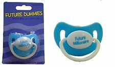 Dummy Soother Pacifier Orthodontic Dynamic BPA FREE Baby Funny Born To Be Dummy