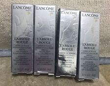 NEW LANCOME L'Absolu Rouge Lipstick 3 Different~You Choose