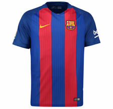 Nike FC Barcelona Official 2016 2017 Home Soccer Football Jersey