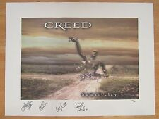 LITHOGRAPH-CREED HUMAN CLAY