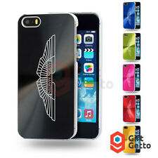 Aston Martin DB5 DB7 Laser Engraved Personalized Metal Cover Case - iphone 5/5s