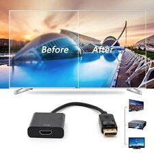 Displayport Male To HDMI Female Video Converter Conversion Cable Adapter 2K*4K F