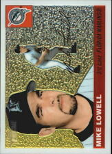 2004 Topps Heritage Chrome #THC50 Mike Lowell /1955 - NM-MT
