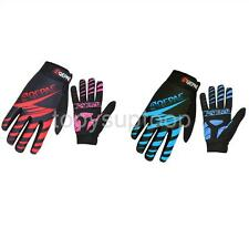 Cycling Sport Gel Gloves Full Finger Bicycle Mountain Bike Motorcycle Shockproof