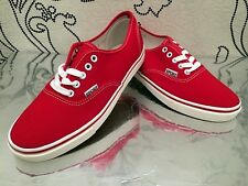 WOW TOP TRENDY Street Style MEN'S SNEAKERS LACE UP DJ HIP HOP in red Shoes