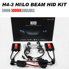 35W Car Auto H4-3 9003-3 HB2-3 HID Xenon Conversion Kit Ballast Light Bi-Xenon
