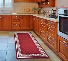 Machine Washable Kitchen Hall Door Mat Runner Non Slip Large Small Rug  ON SALE