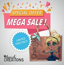 PERSONALISED JUTE BAG | SHOPPING BAG | UNIQUE | HAND PAINTED | JUTE| SALE NOW ON
