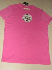 Abercrombie & Fitch Muscle Pink T-Shirt for Men  Sz XL - NWT