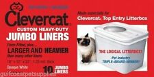 Clevercat Top Entry Litterbox liners *Clever cat litter box liner* for Clevercat