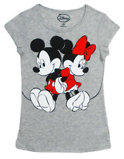 Disney Mickey Mouse and Minnie Mouse In Love Pajama Top