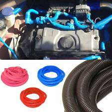 Engine Dressing Conduit Wiring Cover Kit - PVC Hose Pipe Cover Split Cable Ties